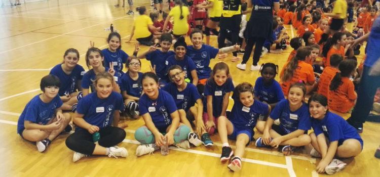 Torneo di Minivolley – Buona la prima!