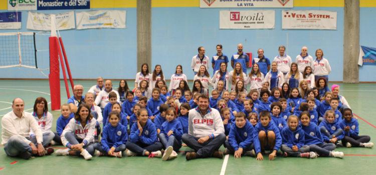 Elpis Volley Asd, presentate le squadre e la società per la nuova stagione